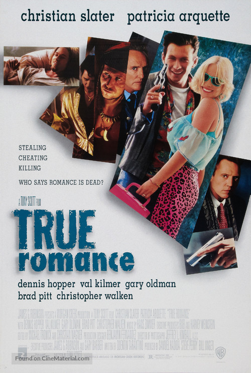 True Romance - Movie Poster