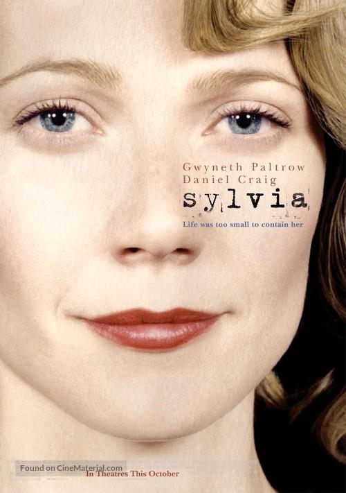 Sylvia - Movie Poster