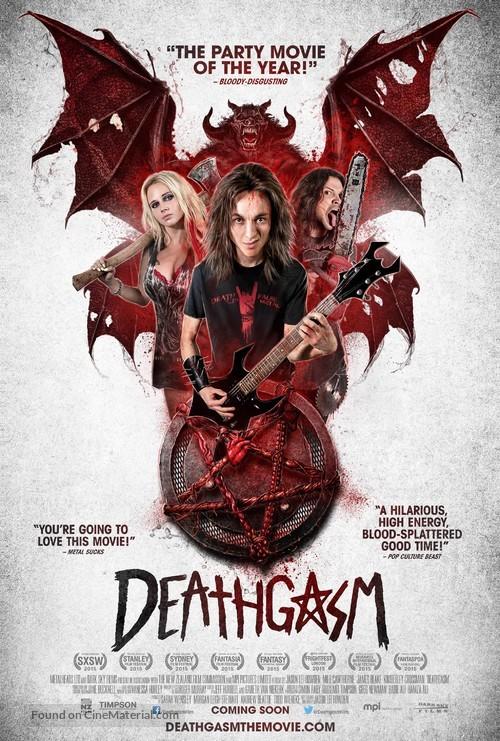 Deathgasm - Movie Poster