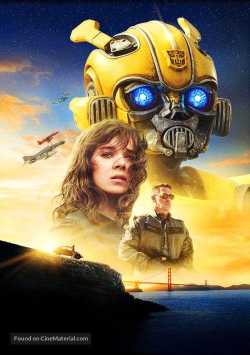 Bumblebee - Key art