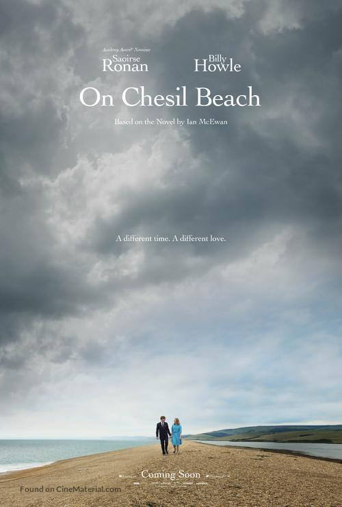 On Chesil Beach - British Movie Poster