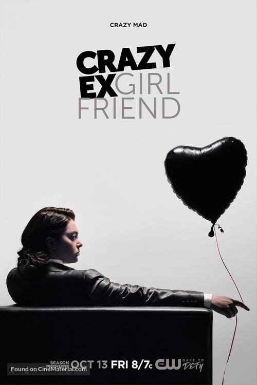 """""""Crazy Ex-Girlfriend"""" - Movie Poster"""