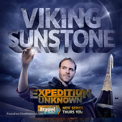 """""""Expedition Unknown"""" - Movie Poster"""