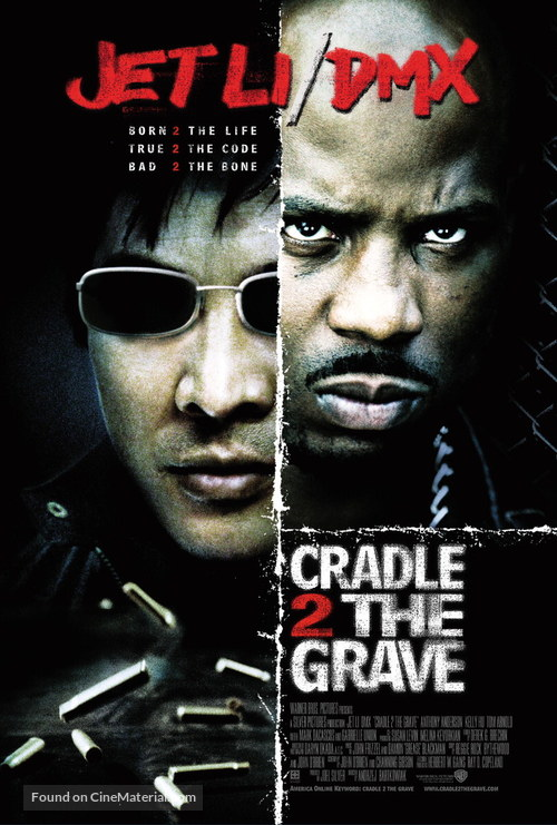 Cradle 2 The Grave - Movie Poster