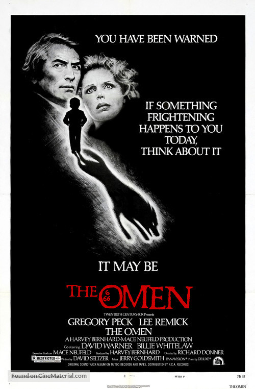 The Omen - Movie Poster