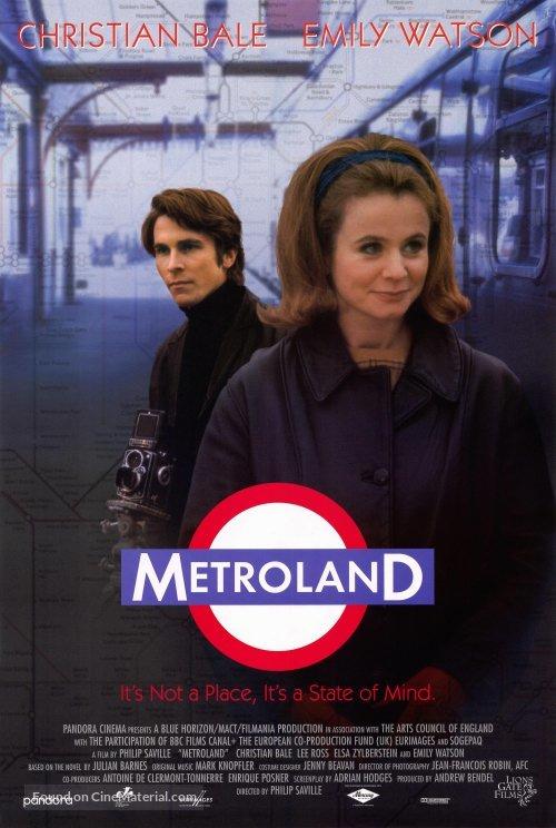 Metroland - Movie Poster