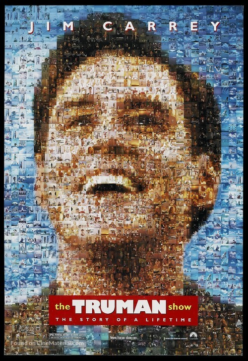 The Truman Show - Movie Poster