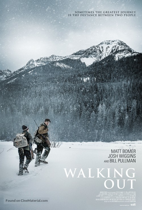 Walking Out - Movie Poster