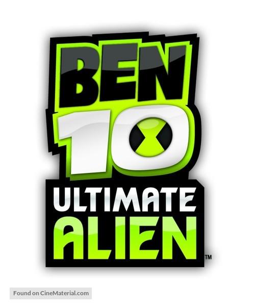 """Ben 10: Ultimate Alien"" - Logo"