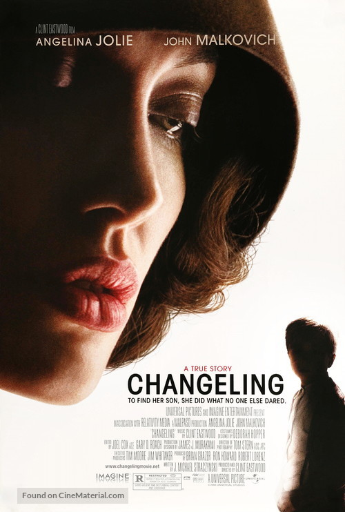 Changeling - Movie Poster