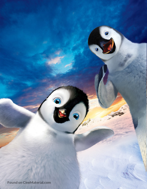 Happy Feet Two - Key art