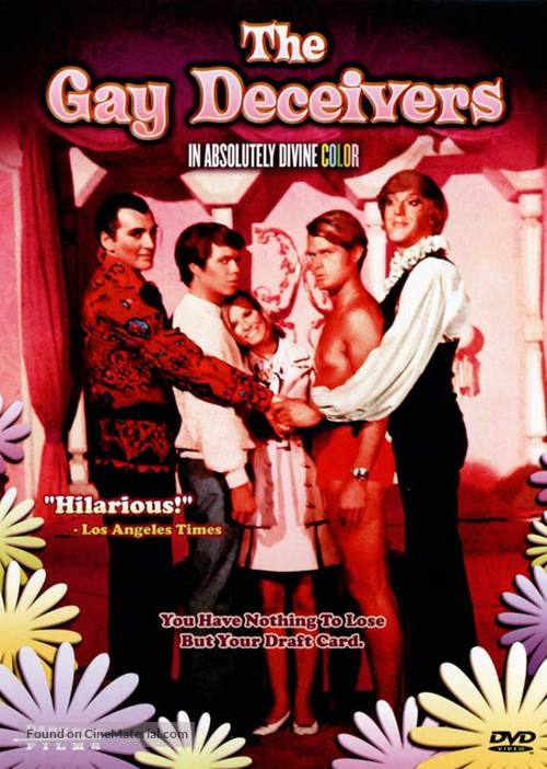 The Gay Deceivers - Movie Cover
