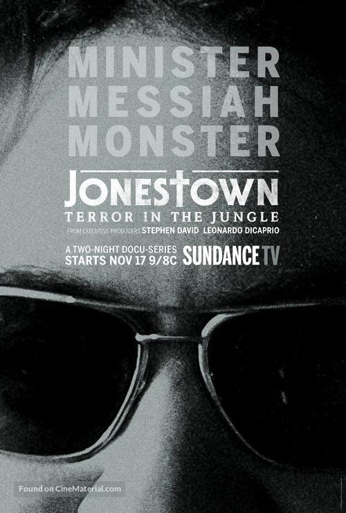 Jonestown: Terror in the Jungle - Movie Poster