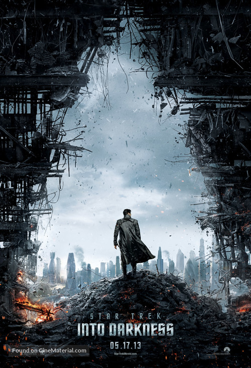 Star Trek Into Darkness - Movie Poster