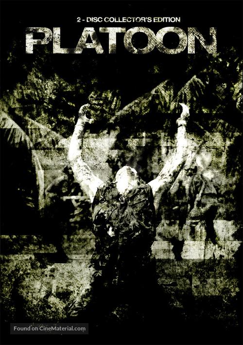 Platoon - DVD cover