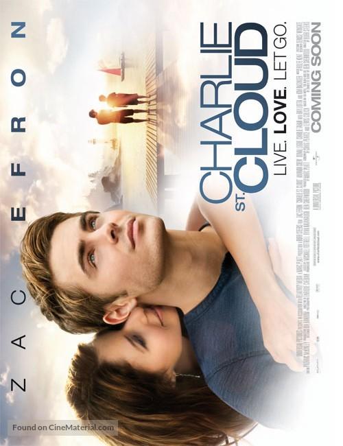 Charlie St. Cloud - British Movie Poster