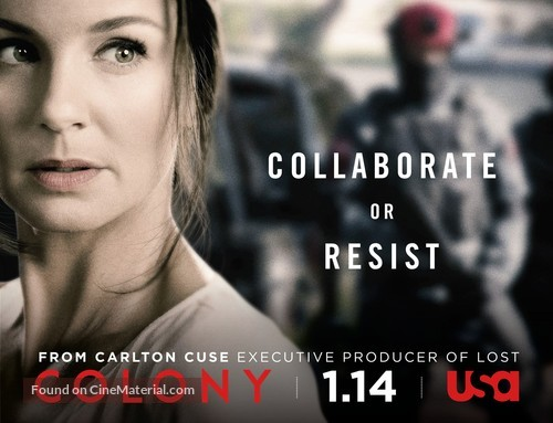 """Colony"" - Movie Poster"