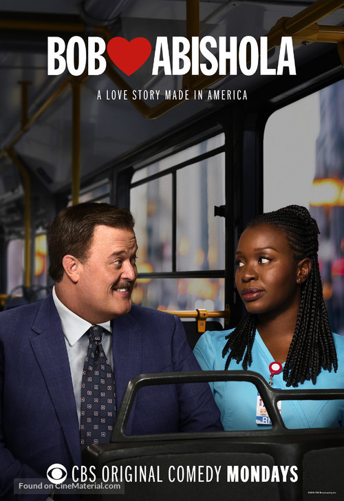 """""""Bob Hearts Abishola"""" - Movie Poster"""
