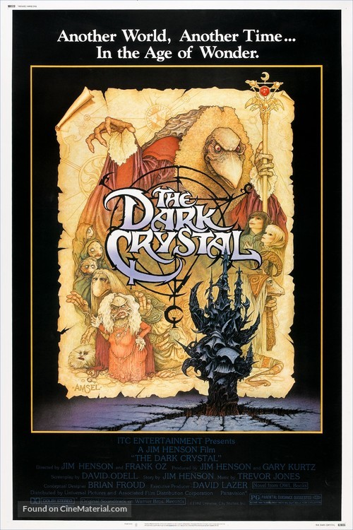 The Dark Crystal - Movie Poster