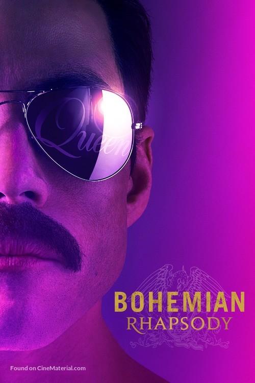 Bohemian Rhapsody - British Movie Cover