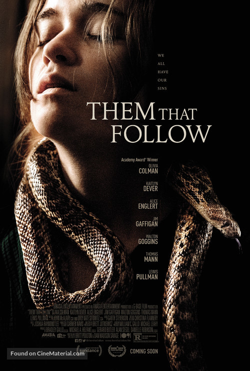 Them That Follow - Movie Poster