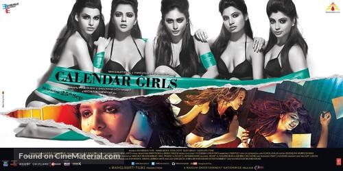 Calendar Girls Indian Movie Poster