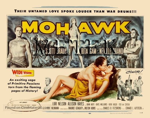 Mohawk - Movie Poster