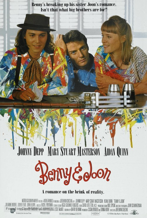 Benny And Joon - Movie Poster