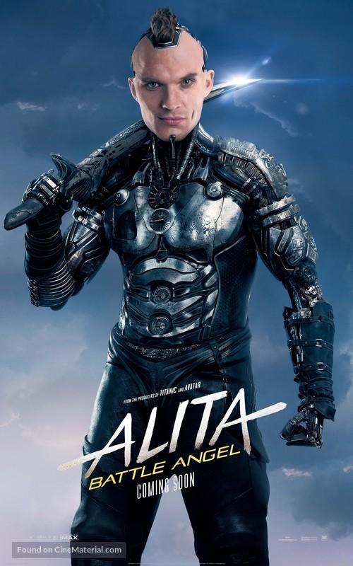 Alita: Battle Angel - Indonesian Movie Poster