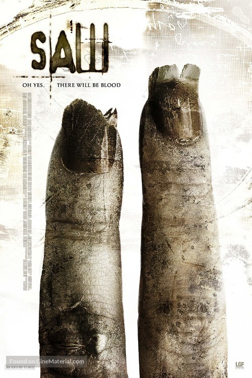 Saw II - Movie Poster
