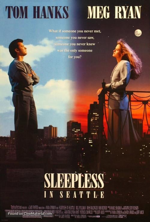 Sleepless In Seattle - Movie Poster