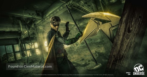 Titans - Concept poster