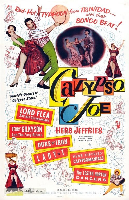Calypso Joe - Movie Poster