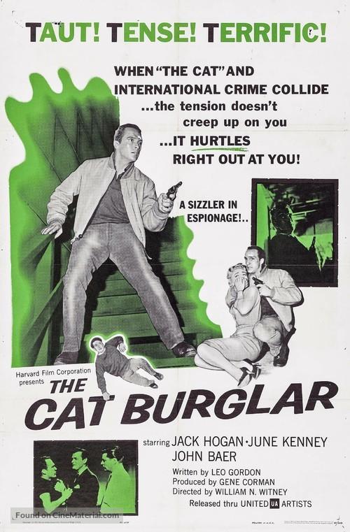 The Cat Burglar - Movie Poster