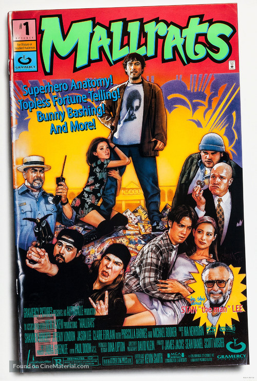 Mallrats - Movie Poster