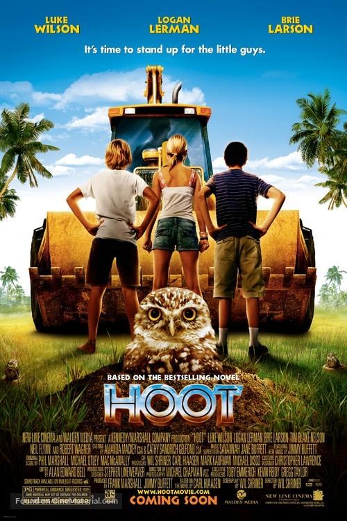 Hoot - Movie Poster