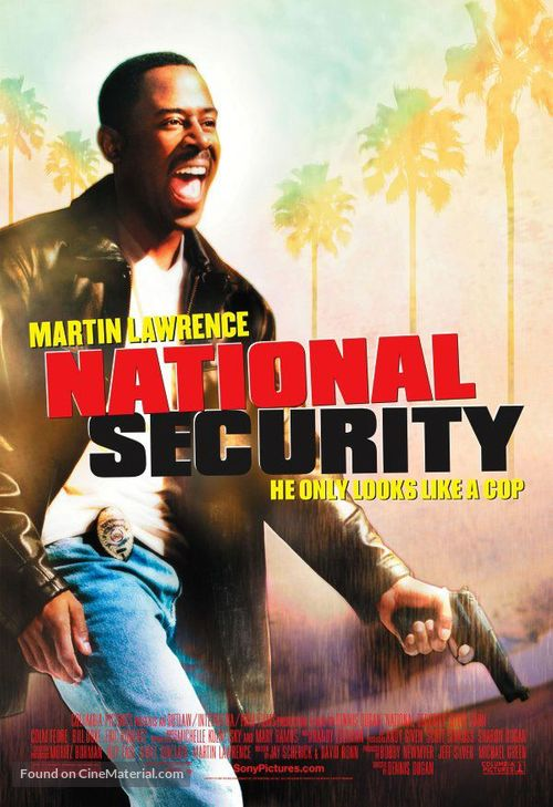 National Security - Movie Poster