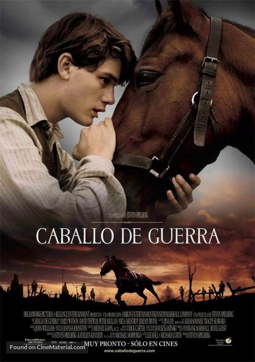 War Horse - Argentinian Movie Poster