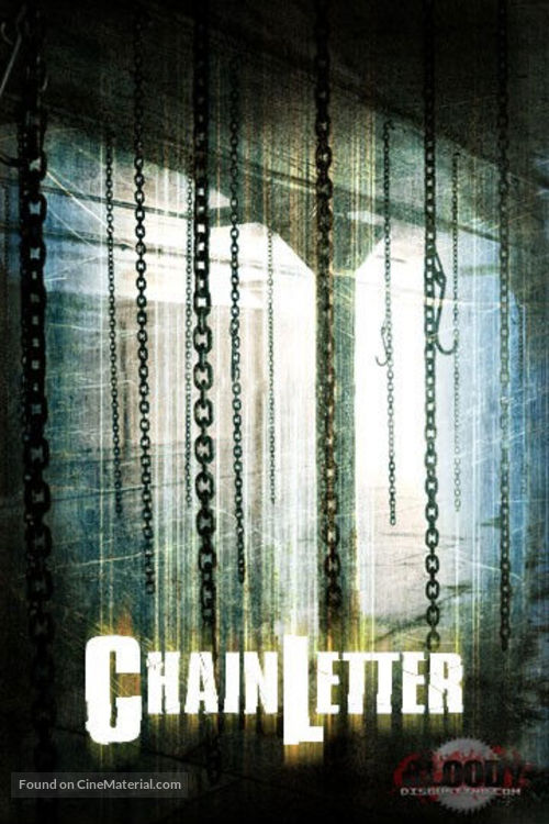 Chain Letter - Movie Poster