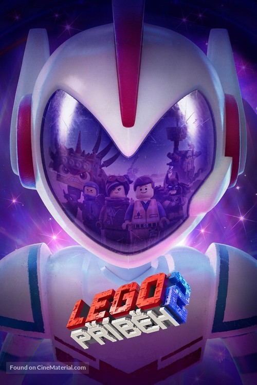 The Lego Movie 2: The Second Part - Czech Movie Cover