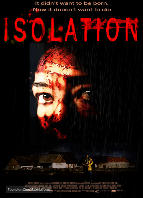 Image result for isolation2005 film poster
