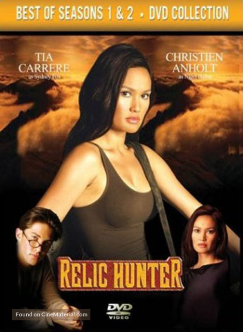 """Relic Hunter"" - Movie Cover"