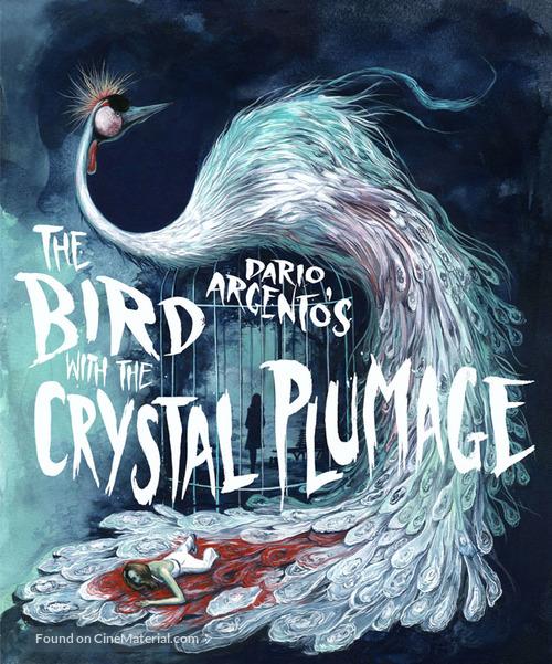 L'uccello dalle piume di cristallo - Movie Cover