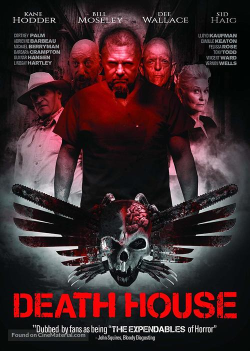 Death House - Movie Cover