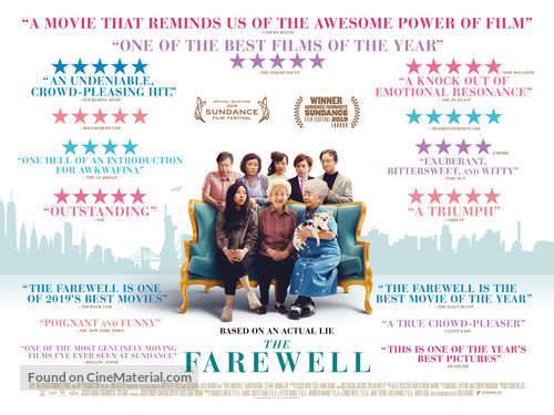 Image result for the farewell hd posters