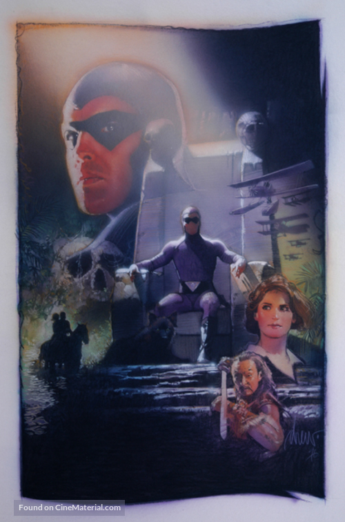 The Phantom - Key art