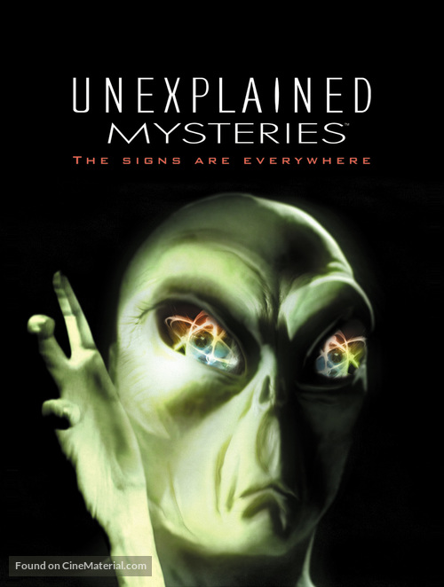 """""""Unexplained Mysteries"""" - Movie Poster"""