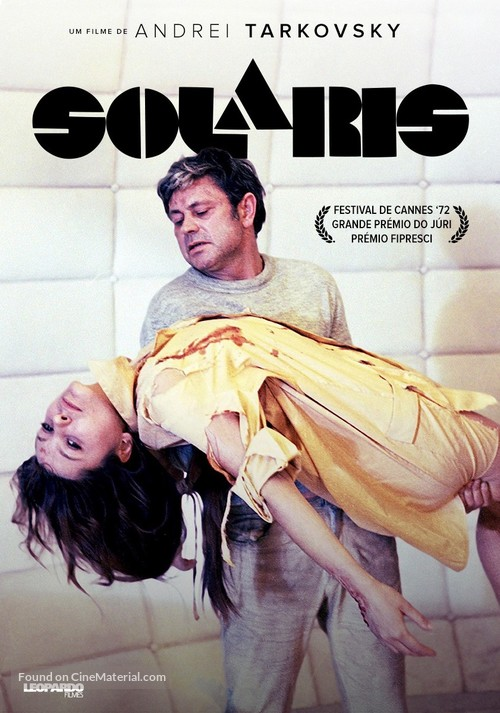 Solyaris - Portuguese Re-release movie poster