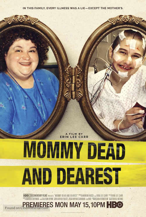 Mommy Dead and Dearest - Movie Poster