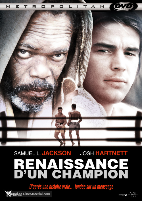 Resurrecting the Champ - French Movie Poster